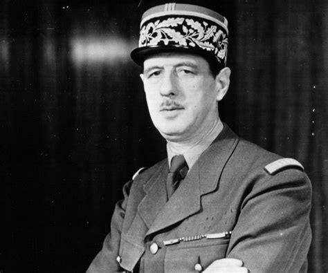 Charles De Gaulle Biography - Childhood, Life Achievements ...