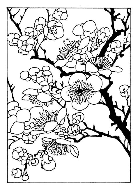 294 best images about Patterns on Pinterest | Wb, Cherry blossom tree and Digital stamps