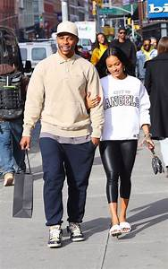 KARRUECHE TRAN and Victor Cruz Out Shopping in New York 03 ...