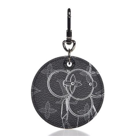 louis vuitton monogram eclipse illustre vivienne bag charm