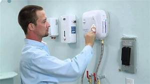 Installation Of Electric Tankless Water Heater
