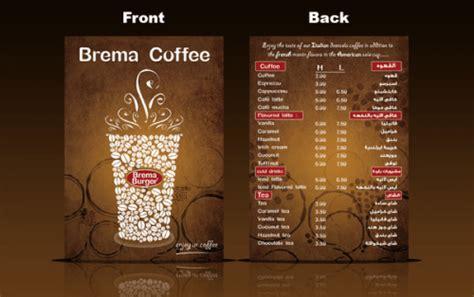 appetizing restaurant menu card design designhill