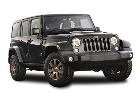 car jeep black jeep wrangler car png image pngpix