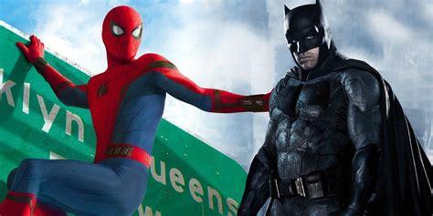 Spider-man V Batman Fan Trailer