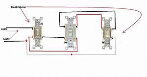 I Have A Question About Wiring A 4 Way Switch