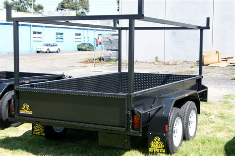 Boat Trailer For Sale Melbourne Australia by Rack Trailers For Sale Melbourne Australia Ramco Trailers