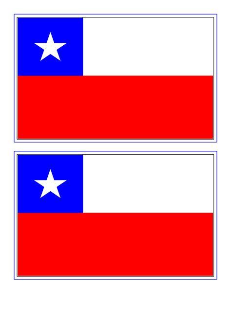 chile flag templates  allbusinesstemplatescom