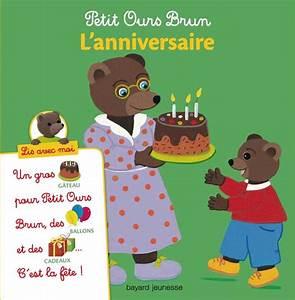 Petit Ours Brun En Français : livre petit ours brun lis avec moi l 39 anniversaire ~ Dailycaller-alerts.com Idées de Décoration