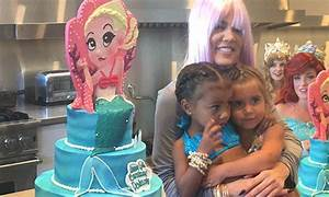 North West Celebrates Her Birthday With A Mermaid Party ...
