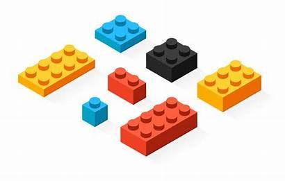 Legos Sketch Lego Blocks Building Robust Kickstart