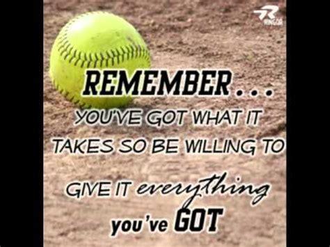 foto de Amazing Softball Quotes:) YouTube