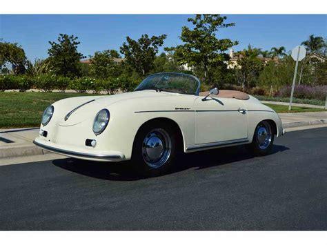 porsche speedster 1957 porsche speedster for sale classiccars com cc 771989