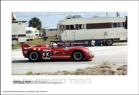 Alfa Romeo T33/3 Masten Gregory/toine Hezemans