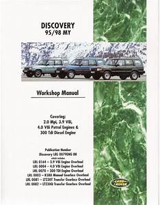 Land Rover Discovery 1995 98 My Year