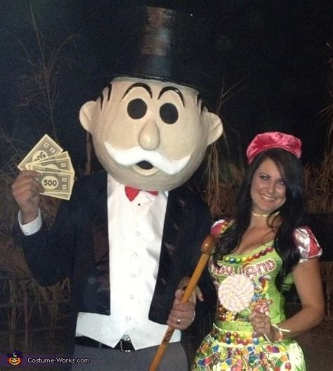 33 best images about Monopoly Theme Party on Pinterest