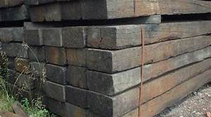 Building A Retaining Wall With Railway Sleepers