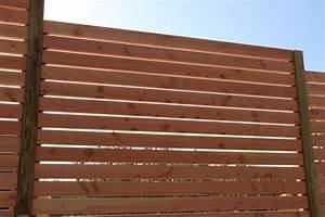 Palissade De Jardin : palissades en bois couleur jardin ~ Melissatoandfro.com Idées de Décoration
