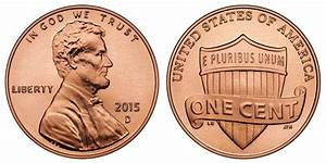 2015 D Lincoln Shield Cent Copper Plated Zinc Penny: Value ...