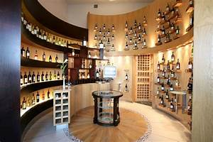 Luxury Wine Store Design