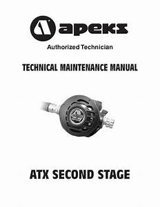 Apeks Atx 200 2nd Stage By Coolcuttle