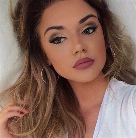 pretty makeup      makeup ideas trends