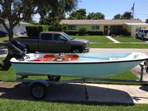 Boston Whaler Boats Forums by 1968 13 Boston Whaler The Hull Boating And