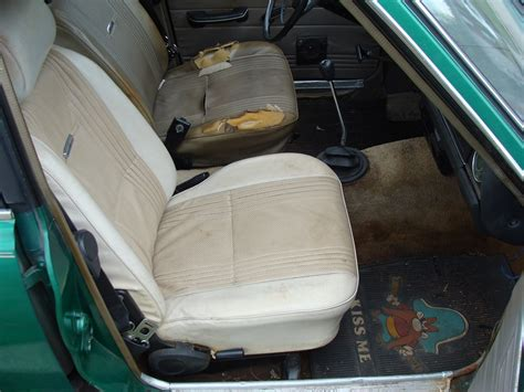 Datsun 510 Seats by Photos Of Everything 1969 Datsun 510