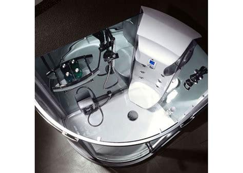 cabine de avec siege cabine de d 39 angle integrale avec hydromassage et