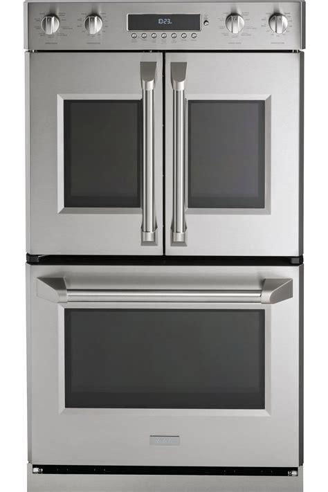ge monogram  professional french door convection double wall oven wall oven double wall