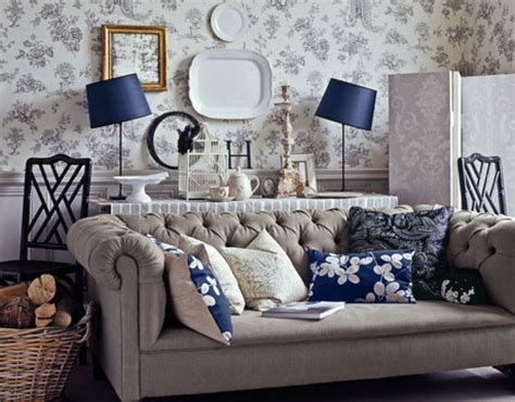 Decorating In English Country Style