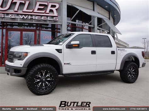 ford raptor   fuel throttle wheels exclusively