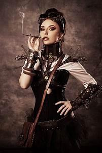 Steampunk Fashion The Power of Steam in Victorian Era  Steampunk