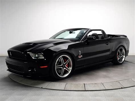 Ford Mustang Shelby Gt500 Convertible Specs 2009 2018