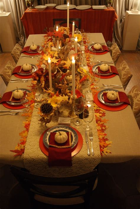 long view  images thanksgiving table table