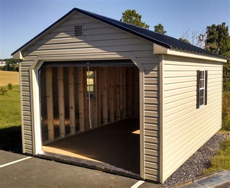 12x20 Shed Kit Canada by Prefab Garages Byler Barns