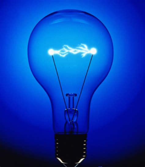 fluorescent light bulb electricidad