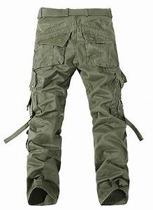 Camo Pants Size Chart 2019 2017 Worker Pants Christmas New Mens Casual Military