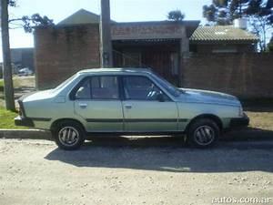 Renault 18 Gtx 2 Litros En Mar Del Plata  Ars 14 000  A U00f1o
