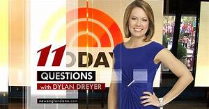 11 Questions with Dylan Dreyer | 11 Questions