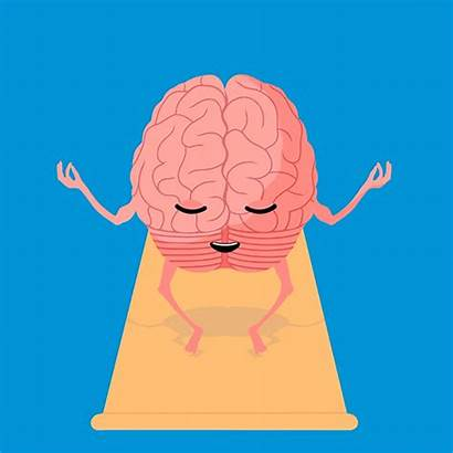 Mental Health Gifs Campaign Mindfulness Animations
