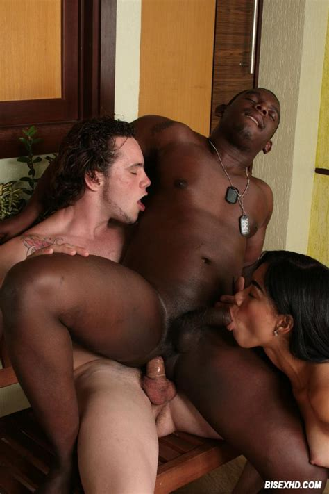 Bisex Party Sultry Bi Mmf Interracial Fuck Xxx Dessert