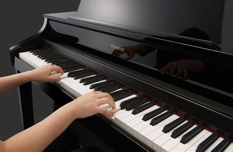 Images Of Piano Closeout Roland Hp507 Digital Acoustic Projection Piano