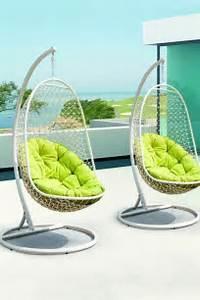 Fauteuil Suspendu Jardin : fauteuil de jardin suspendu en 55 id es de meubles design ~ Dode.kayakingforconservation.com Idées de Décoration