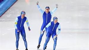 Norway wins men's team pursuit gold