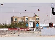 PakAfghan forces agree to reopen Chaman border Khyber