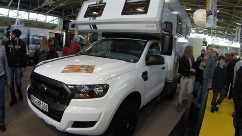 ford ranger camper conversion  truck resource