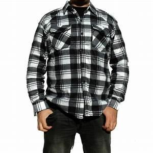 chemise a carreaux polaire homme noir et blanc noir et With chemise a carreaux noir et blanc femme