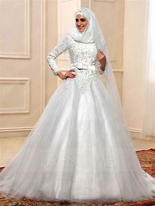 charming beading long sleeves ball gown muslim wedding With muslim wedding bridesmaid dresses