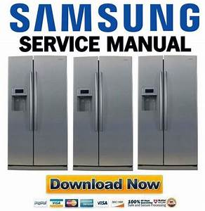 Samsung Rs275acpn Service Manual  U0026 Repair Guide