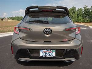 Review  2019 Toyota Corolla Xse Hatchback Manual